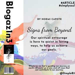 Article - Signs from beyond